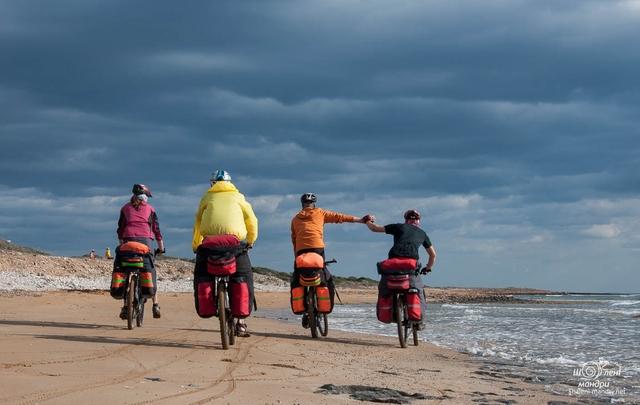 Велорюкзак Dakar от Александра Волкова