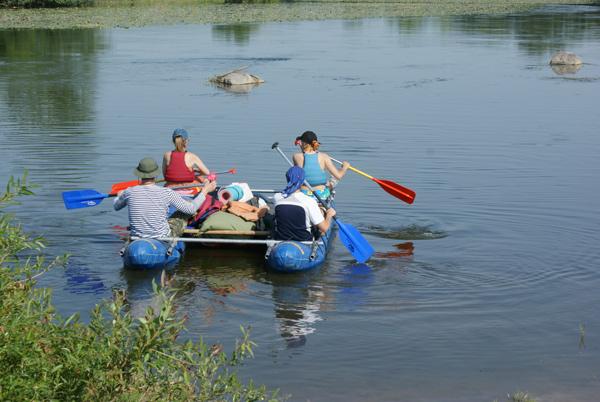 Открытие водного сезона 2014, Южный Буг, Мигеи, 12-13 апреля
