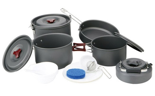 Посуда для похода и кемпинга