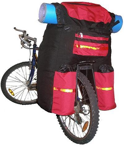 Рюкзак на велосипед