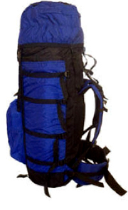 Рюкзак туристический Кодар 110