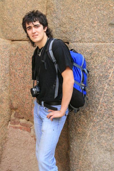 Туристический рюкзак А. Волкова Dalar