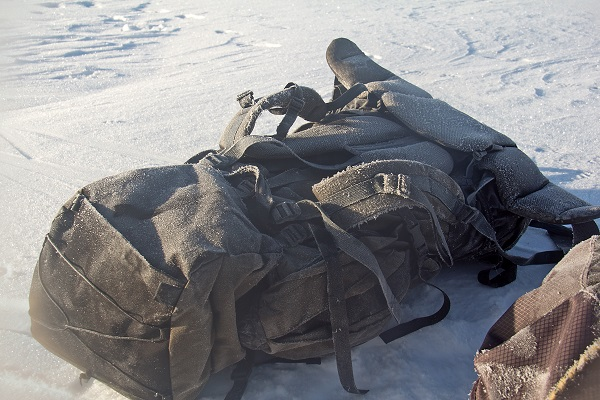 Туристический Рюкзак Terskey от А. Волкова, архипелаг Шпицберген