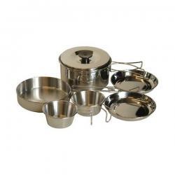 Набор посуды из нерж стали TRC-001